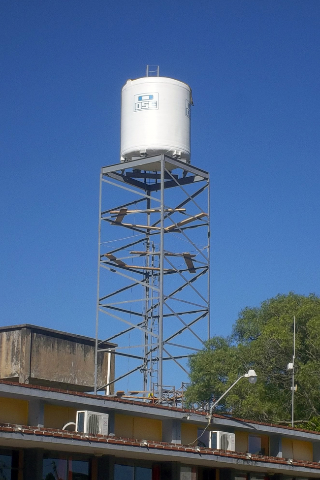 Dieste y monta ez s a obras torres y tanques de agua for Como fabricar tanques de agua para rusticos